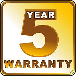 ACBG 5 Year Warranty