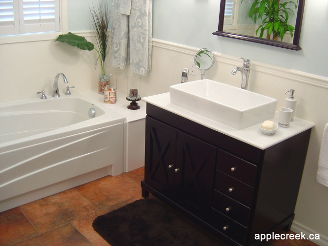 Bathroom Sinks Kitchener Waterloo bathroom renovations in kitchener – waterloo